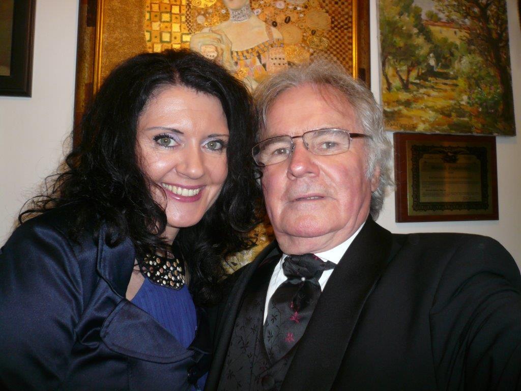 Z Marzeną Konowalską - mezzosopran 2016