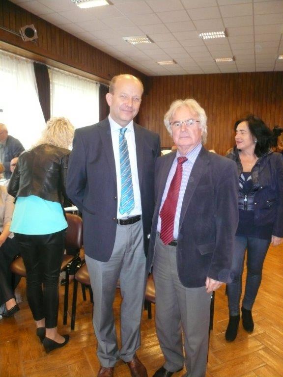 Z dr Konstantym Radziwiłłem Ministrem Zdrowia