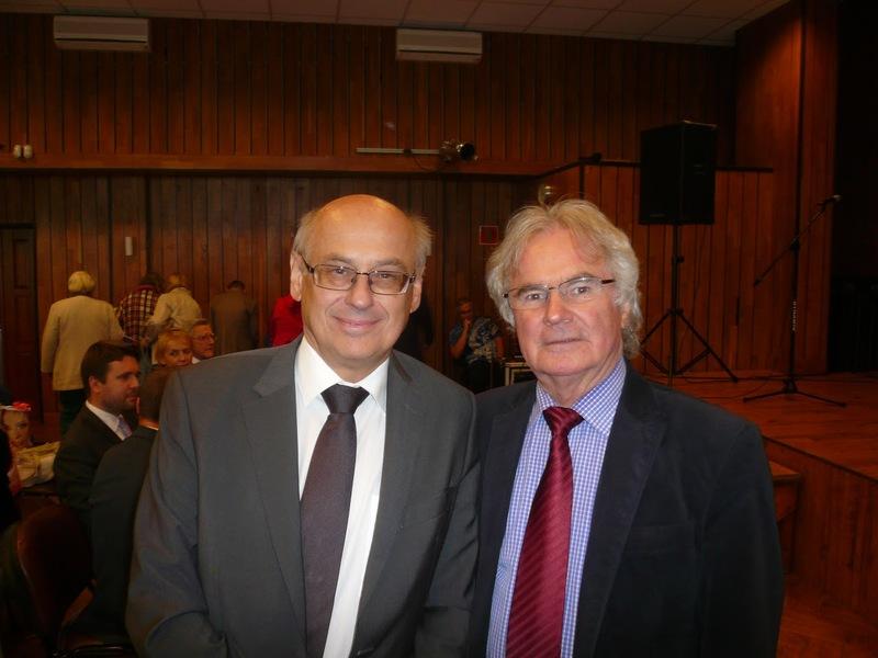 Z prof Zdzisławem Krasnodębskim - filozofem - etykiem