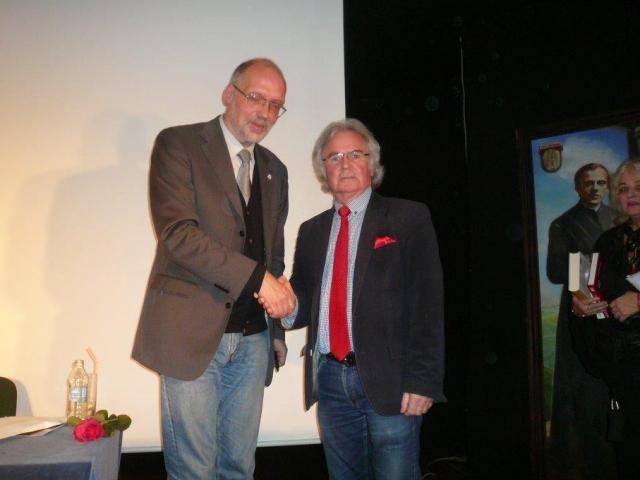 Z prof. Andrzejem Nowakiem